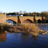 The Old Dee Bridge: Handbridge