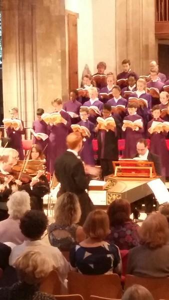 Handel's Messiah 20 May 2017