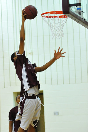 Handley Basketball 2008 - 2009