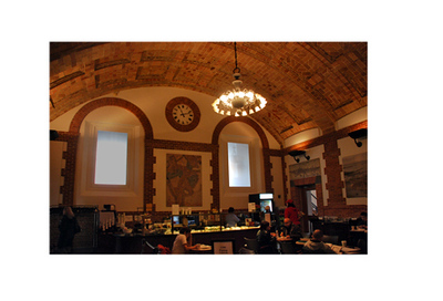 Cafeteria, Boston Public Library