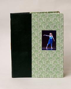 High School Graduation book for a dancer