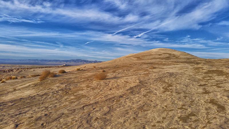Sand Dunes: Hanford Reach National Monument