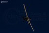 Hang Gliding off Lookout Mountain - Ultralight Aircraft dives toward us!