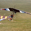 Landing among the other gliders and occasional cow pies (Mmmmmmm).  Some times it got a little crowded down there.