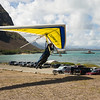 Hang Gliders and Paragliders over Makapuu-230