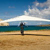 Hang Gliders and Paragliders over Makapuu-234