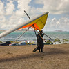 Hang Gliders and Paragliders over Makapuu-220