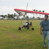Powered flight day-104