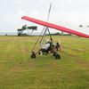 Powered flight day-105