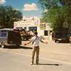 1990 U.S. Hang Gliding National Championships - At Meet Headquarters in Dinosaur, CO