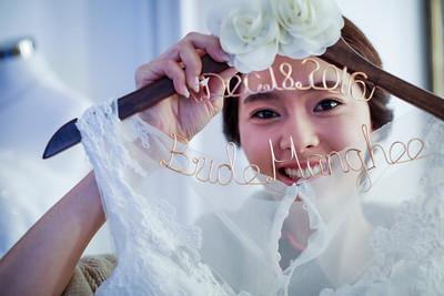 Hanghee Wedding.