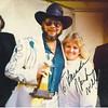 Brenda Crosby and Hank Jr