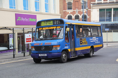 Scraggs Stoke on Trent Pui5556 Stafford Street Hanley Apr 14