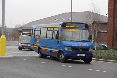 Scraggs Stoke on Trent 1580VT Lidice Way Hanley Apr 14