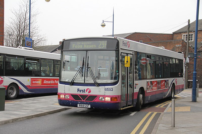 First Potteries 61553 Lidice Way Hanley Apr 14
