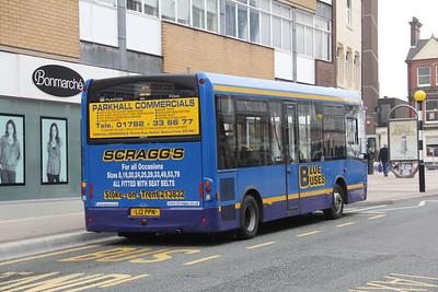 Scraggs Stoke on Trent L12PPN Stafford Street Hanley 2 Apr 14