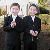 Mark & Kevin First Communion May 15, 2011