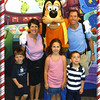 Foerster Family at Disneyland 2007