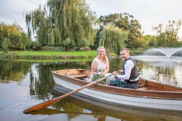 Hannah & Colin's Wedding