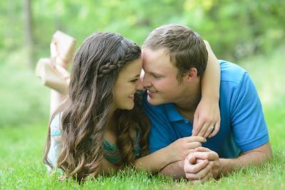 Hannah and John