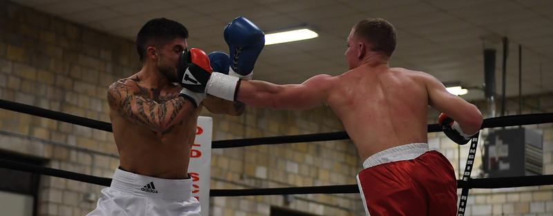 Hannibal Amory Boxing 2018
