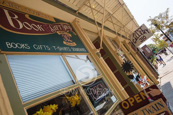 Hannibal Missouri Book Shop