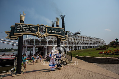 Hannibal Missouri and the American Queen