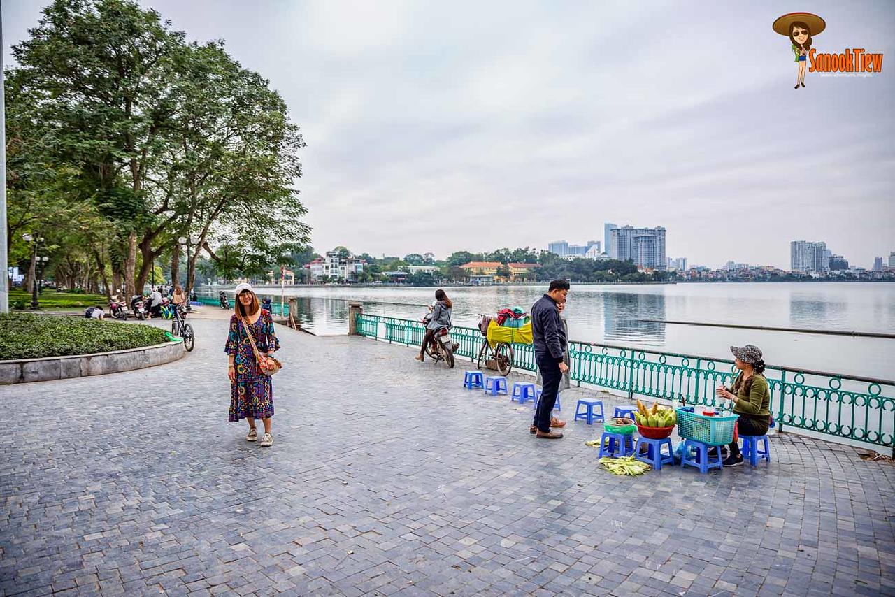 Hanoi Vietnam ฮานอย กรุงฮานอย เที่ยวฮานอย เวียดนาม เที่ยวเวียดนาม