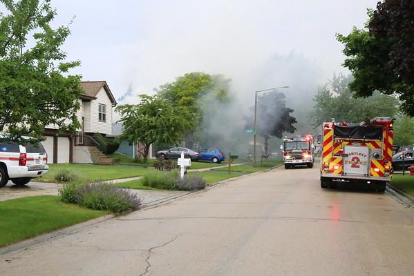 Hanover Park House fire, 6-9-16