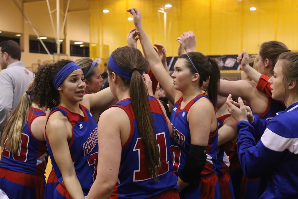 Hanover Women's Basketball