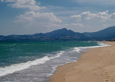 Argeles-sur-Mer 26-4-06 (2 zonnig)