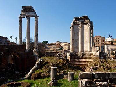 Rome Forum Romanum 30-1-09 (70)