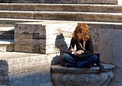 Rome Forum Romanum 30-1-09 (79)