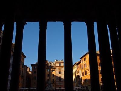 Rome Pantheon 30-1-09 (3)