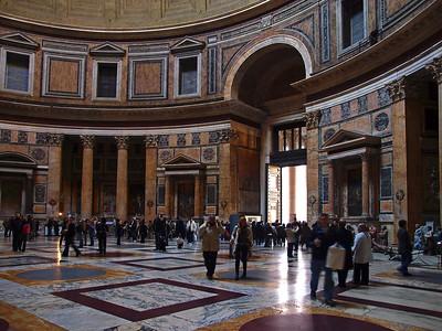 Rome Pantheon 30-1-09 (1)