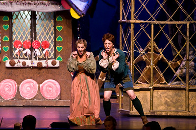 "Opera SB - ""Hansel & Gretel"" school performance Marjorie Luke Theatre  10/26/07"