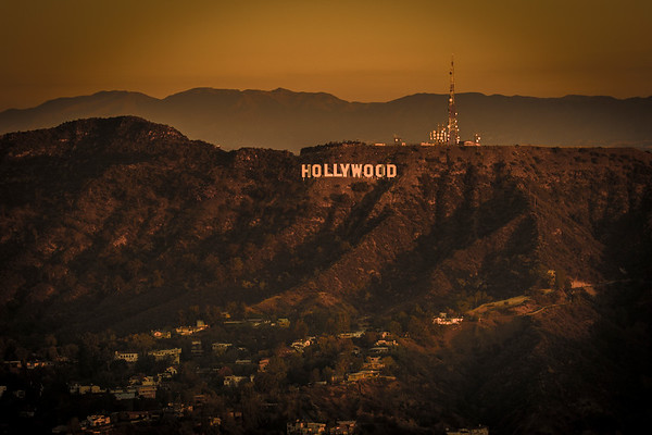 Hollywood Hills, Sunrise