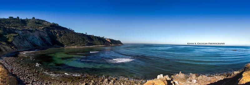 Palos Verdes Cove Panorama
