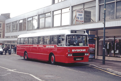 Bygone Buses Biddenden HCS798N High St Maidstone Aug 93