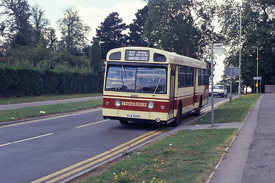 Hants and Sussex VLW529G Middle Parkway Havant Sep 90