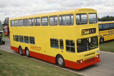 Fargo Bracknell G717FVX Showbus Duxford Sep 02