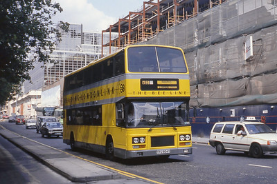 Bee Line 802 Buckingham Palace Road London Jun 89