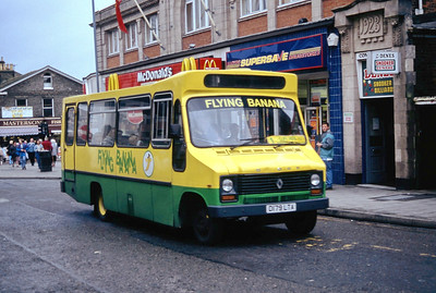 Flying Banana Great Yarmouth D179LTA Great Yarmouth Sep 94