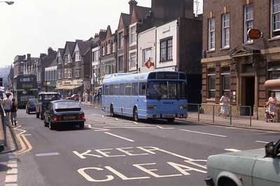 Eagle Tunbridge Wells NEL859M High Street Tonbridge May 89