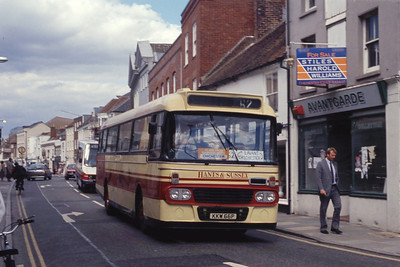 Hants and Sussex KKW66P Chichester Sep 90