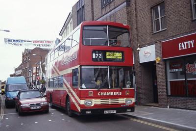 Chambers Bures G760VRT Head St Colchester Sep 94