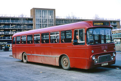 Ementon Cranfield VCS393 Bedford Bus Stn Mar 84