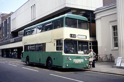 Buffalo Flitwick CKC328L Harpur Street Bedford Sep 88