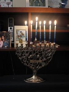 The Hanukkiah