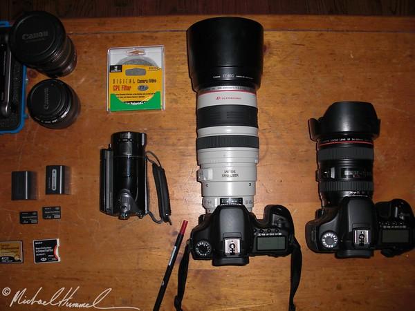 Closeups Cameras